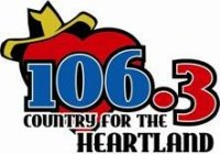 Counrty for the Heart Land 106.3 WCDQ FM