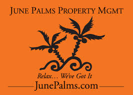 June Palms Logo