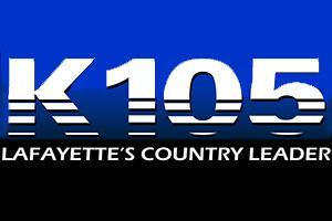Lafayette's Country Leader K105 WKOA-FM